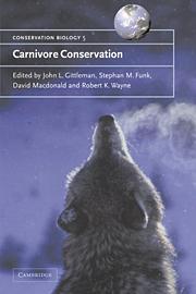 Carnivore Conservation