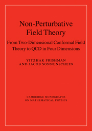 Non-Perturbative Field Theory