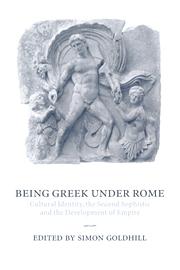 Being Greek under Rome