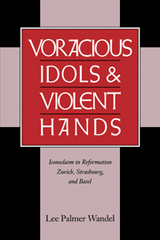 Voracious Idols and Violent Hands