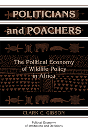 Politicians and Poachers