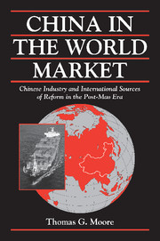 China in the World Market