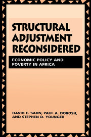 Structural Adjustment Reconsidered