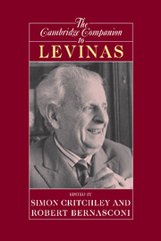 The Cambridge Companion to Levinas