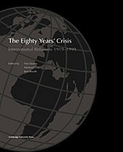 The Eighty Years' Crisis