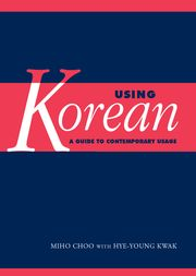Using Korean