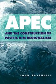 APEC and the Construction of Pacific Rim Regionalism