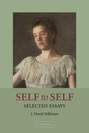 Self to Self