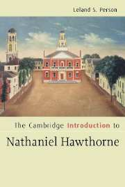 The Cambridge Introduction to Nathaniel Hawthorne