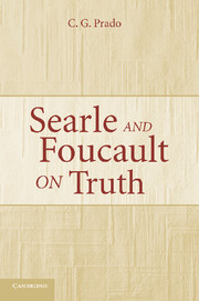 Searle and Foucault on Truth