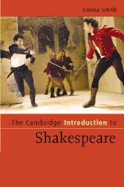 The Cambridge Introduction to Shakespeare
