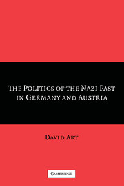 The Politics of the Nazi Past in Germany and Austria