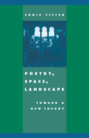 Poetry, Space, Landscape