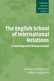 The English School of International Relations