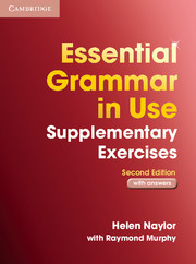 Essential Grammar in Use Supplementary Exercises 2nd Edition