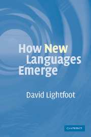 How New Languages Emerge