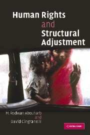 Human Rights and Structural Adjustment