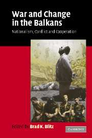 War and Change in the Balkans