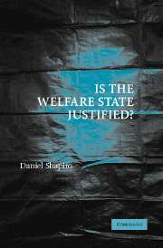 Is the Welfare State Justified?