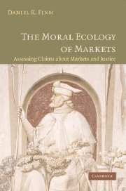 The Moral Ecology of Markets