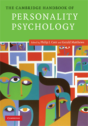 The Cambridge Handbook of Personality Psychology