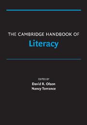 The Cambridge Handbook of Literacy