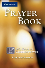 BCP Standard Edition Prayer Book