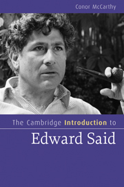 The Cambridge Introduction to Edward Said