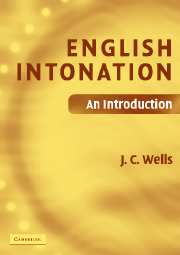 English intonation introduction phonetics and phonology an introduction pb and audio cd fandeluxe Images