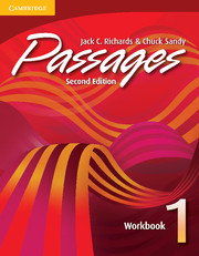 Passages 2nd Edition