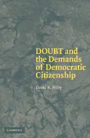 Doubt and the Demands of Democratic Citizenship
