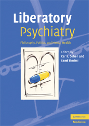 Liberatory Psychiatry