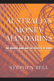 Australia's Money Mandarins
