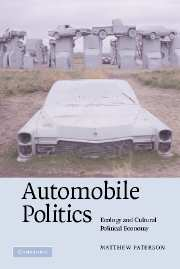 Automobile Politics