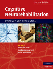 Cognitive Neurorehabilitation