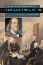 The Cambridge Companion to Benjamin Franklin