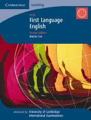 First Language English