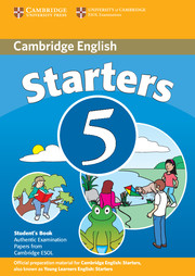 Cambridge Young Learners English Tests 5