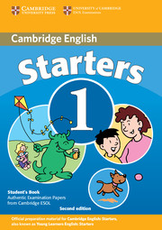 Cambridge Young Learners English Tests 1 2nd Edition