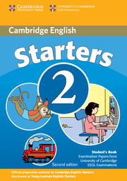 Cambridge Young Learners English Tests 2 2nd Edition