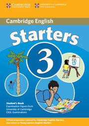 Cambridge Young Learners English Tests 3 2nd Edition