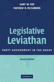 Legislative Leviathan