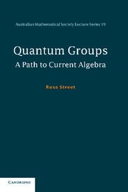 Quantum Groups