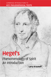 Hegel's 'Phenomenology of Spirit'