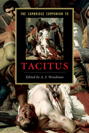 The Cambridge Companion to Tacitus