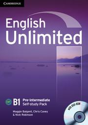 English Unlimited Pre-intermediate
