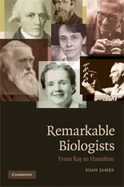 Remarkable Biologists