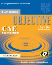 Objective CAE