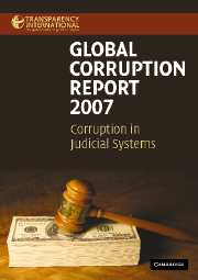 Global Corruption Report 2007