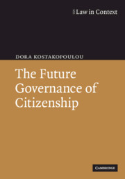 The Future Governance of Citizenship